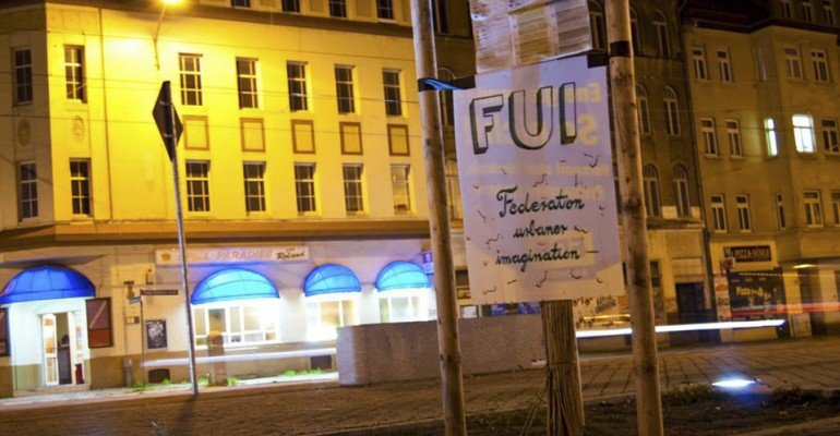 Federation of Urban Imagination belebt den Huygensplatz